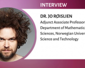 Dr. Jo Røislien: Publishing to bring mankind one…