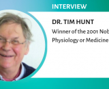 Nobel Laureate Tim Hunt on what it's like to win…