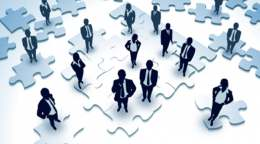 Networking through online and offline channels