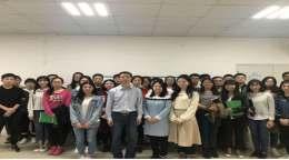 Editage workshop marathon for researchers at top universities in Beijing