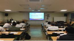 Helping authors get their manuscripts submission ready: Workshop at Jeonju Presbyterian Medical Center, South Korea