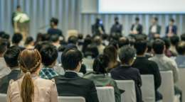 Why researchers should attend scientific conferences
