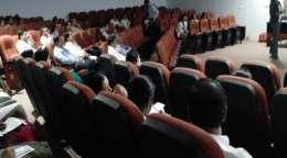Editage workshop at MS Ramaiah Medical College, Bengaluru