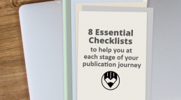 HANDBOOK: 8 Essential checklists to help you at each stage of your…