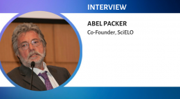 Interview with Abel Packer, co-founder of SciELO