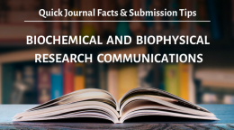 Biochemical and Biophysical Research Communications (BBRC): Quick…