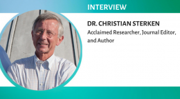 Interview with renowned researcher Dr. Christiann Sterken
