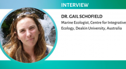 Interview with Gail Schofield, ecologist and research communicator