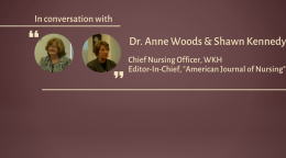 Interview with Dr. Anne Woods and Shawn Kennedy