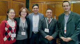 Experience of Editage Travel Grant winners at ISMTE 2017