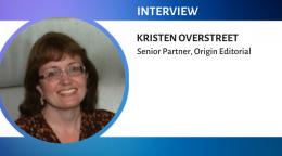 Kristen Overstreet, President of the International Society of Managing & Technical Editors (ISMTE)