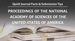 Know Your Journal: PNAS