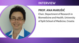 Interview with journal editor Ana Marušić