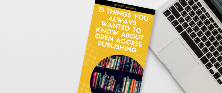 13 Things you always wanted to know about open access publishing