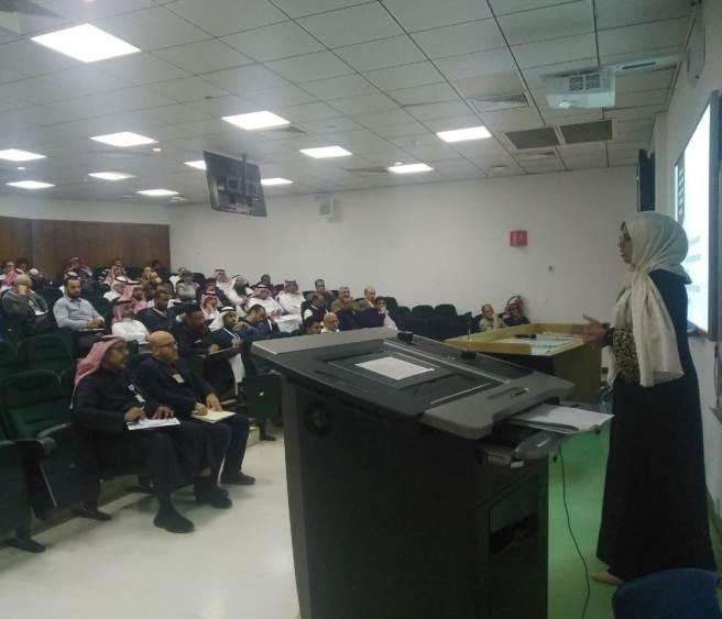 Editage workshop series on academic publishing at King Saud University