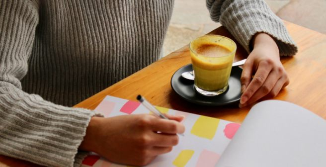 Academic writing phase: A day in the life of a PhD student