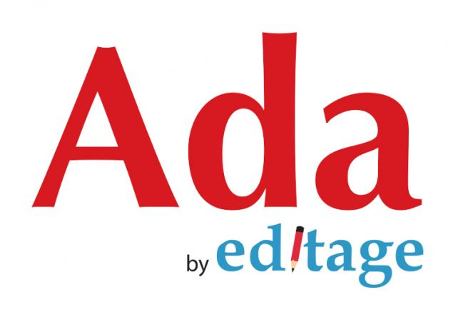 Editage launches Ada, the automated document assessment solution for academic publishers