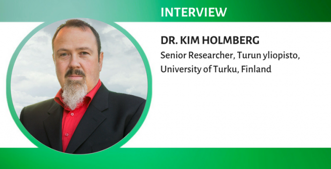 Dr. Kim Holmberg: We are not yet ready to use altmetrics to measure research impact