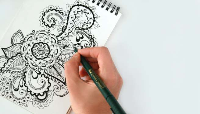 Doodling is good for your brain, says latest research