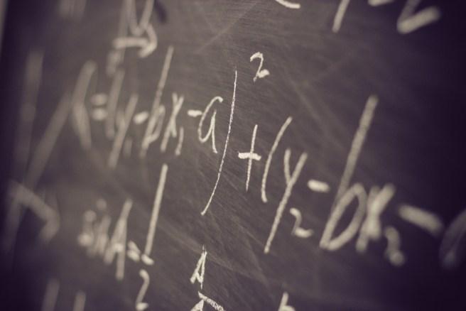 A mathematical formula to describe human struggles?
