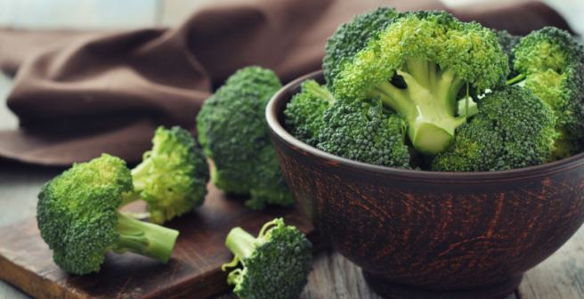 Can broccoli save us from radiation death?