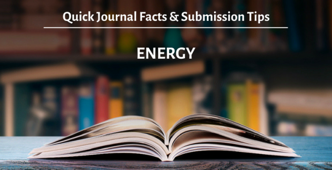 Energy: Quick facts and submission tips