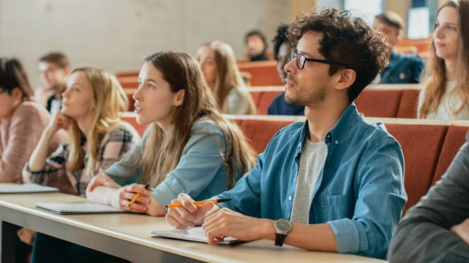 Getting Nobel Laureates to educate, inspire and connect with students: Lindau Nobel Laureate Meetings