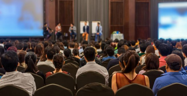 How to make the most of a conference session