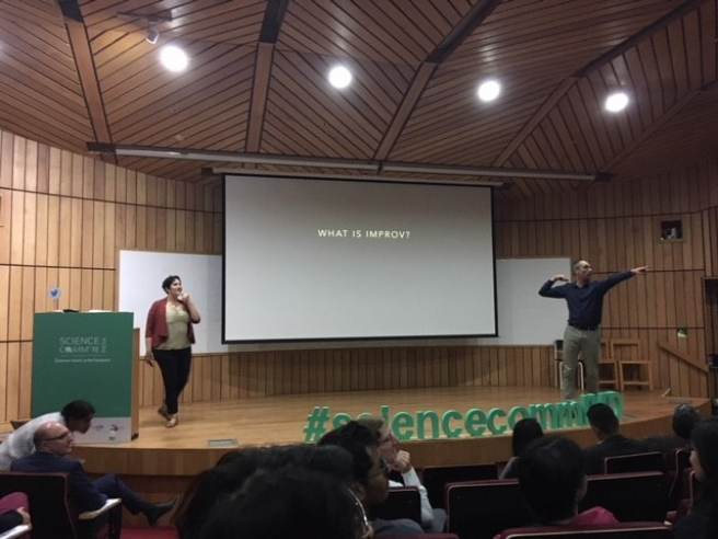 New avenues for science outreach: Takeaways from ScienceComm'18 India conference (Part 1)