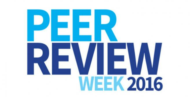 Join Editage Insights in celebrating Peer Review Week 2016