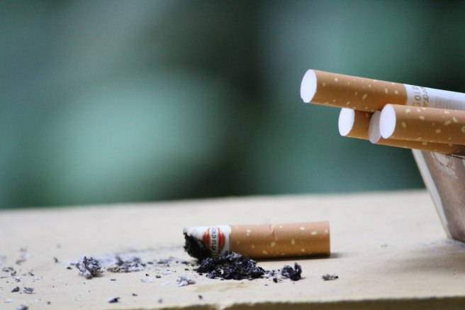 Mapping the DNA damage caused by smoking cigarettes