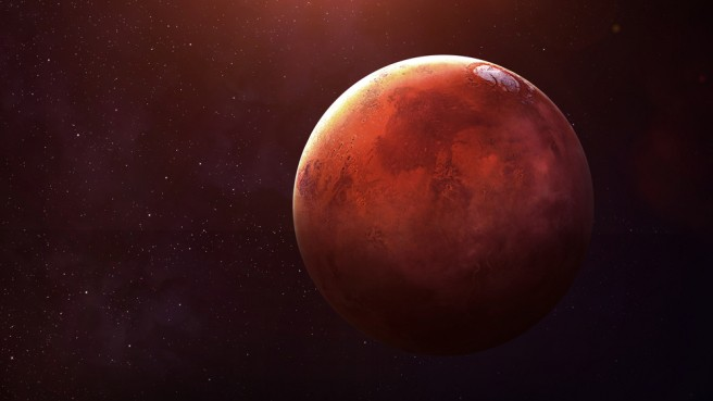 Mars might get rings in the future, a new theory suggests