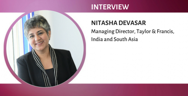 Content, data, and geography are together transfiguring the academic publishing universe-Nitasha Devasar