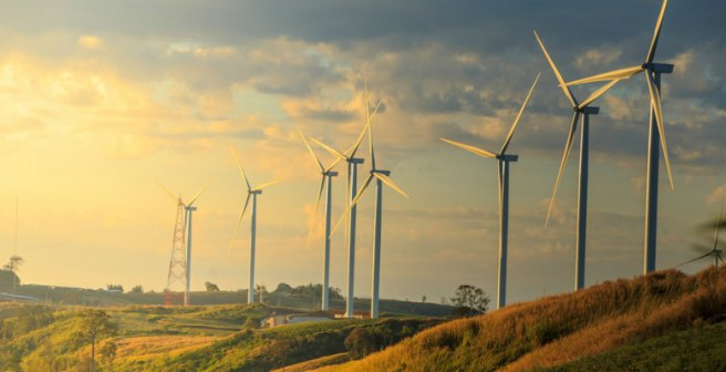 North Atlantic wind farms could provide energy for all civilization