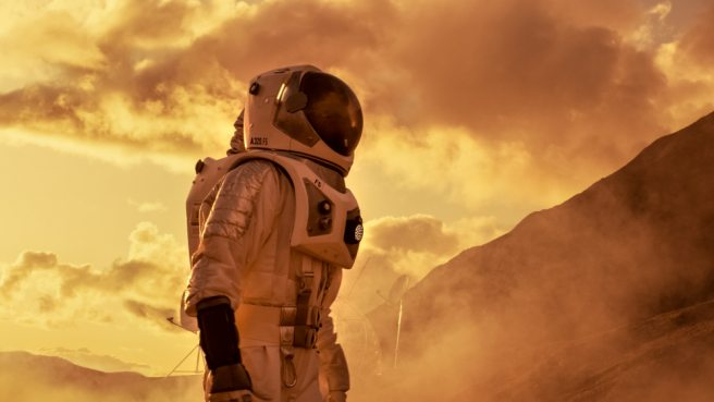 Potential damage to astronauts' health on Mars mission assessed