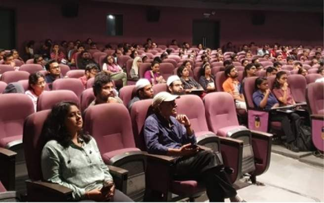 Editage conducts a science writing workshop at Indian Institute of Technology, Mumbai