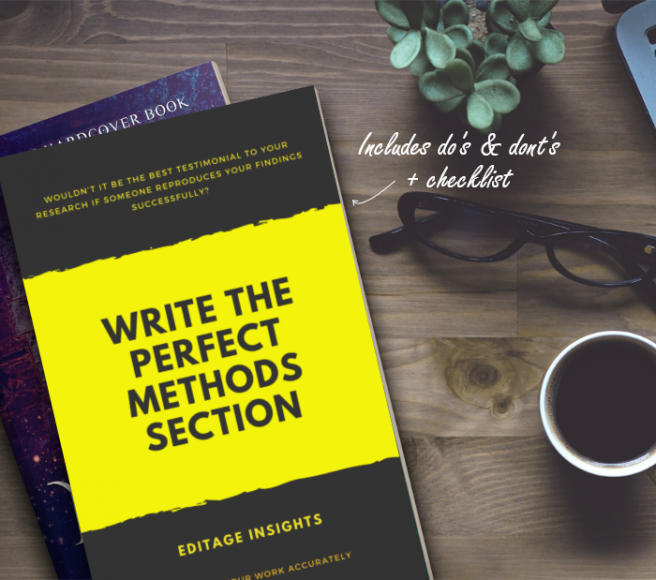 Write the perfect Methods section - Showcase your work accurately