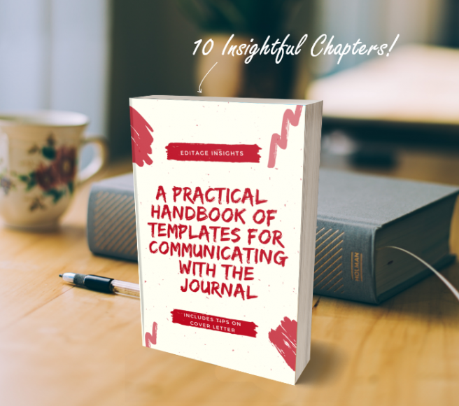 A practical handbook of templates for communicating with the journal