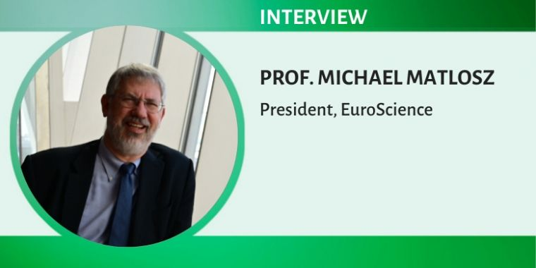 Interview with Prof. Michael Matlosz, President, EusoScience (Part 2)