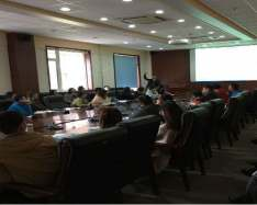 WORKSHOP: Editage conducts a workshop on how to write a scientific paper at Indraprastha Apollo Hospital, Delhi