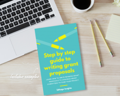 HANDBOOK: Step-by-step guide to writing grant proposals