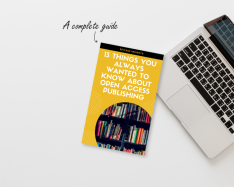 HANDBOOK: 13 Things you always wanted to know about open access publishing