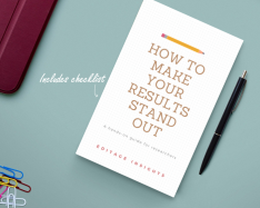 HANDBOOK: How to make your results stand out: A hands-on guide for researchers